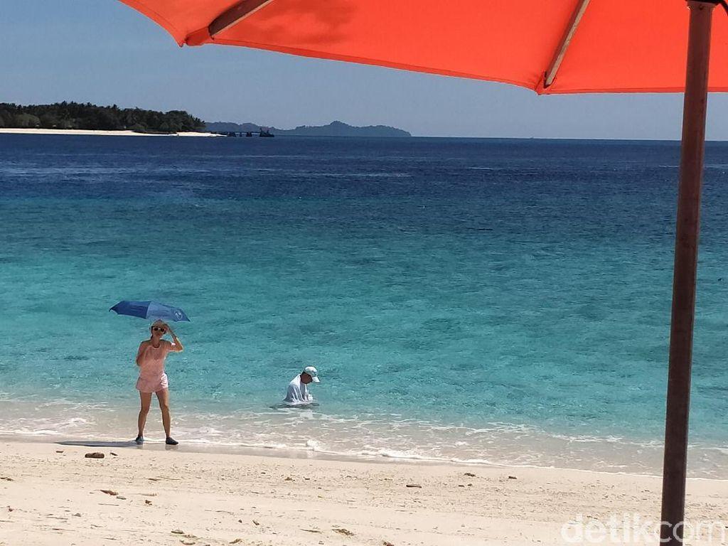 Turis China Begitu Suka ke Sulawesi Utara