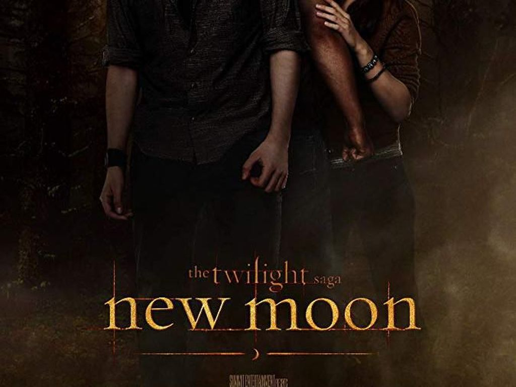 Film The Twilight Saga: New Moon, Kisah Cinta Manusia, Vampir, dan Serigala