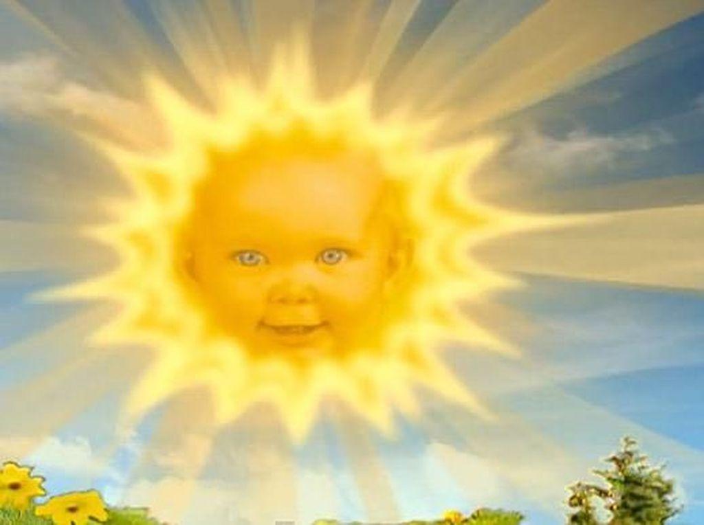 Ingat Bayi Matahari di Teletubbies? Begini Penampilannya Sekarang
