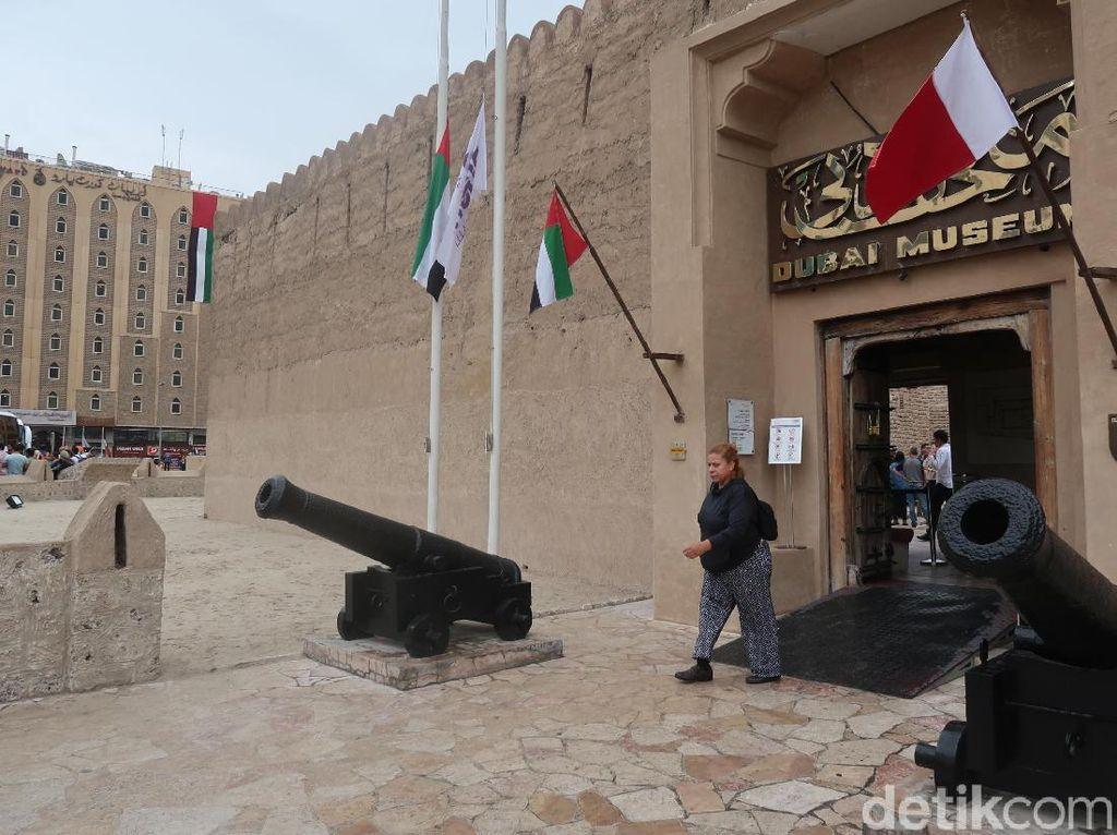 Dubai, Si Kota Mewah yang Dulunya Miskin