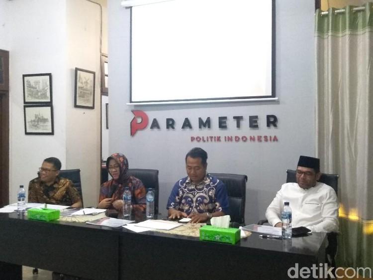 Parameter: Mayoritas Masyarakat Tak Mau Tahu soal Kepulangan Habib Rizieq