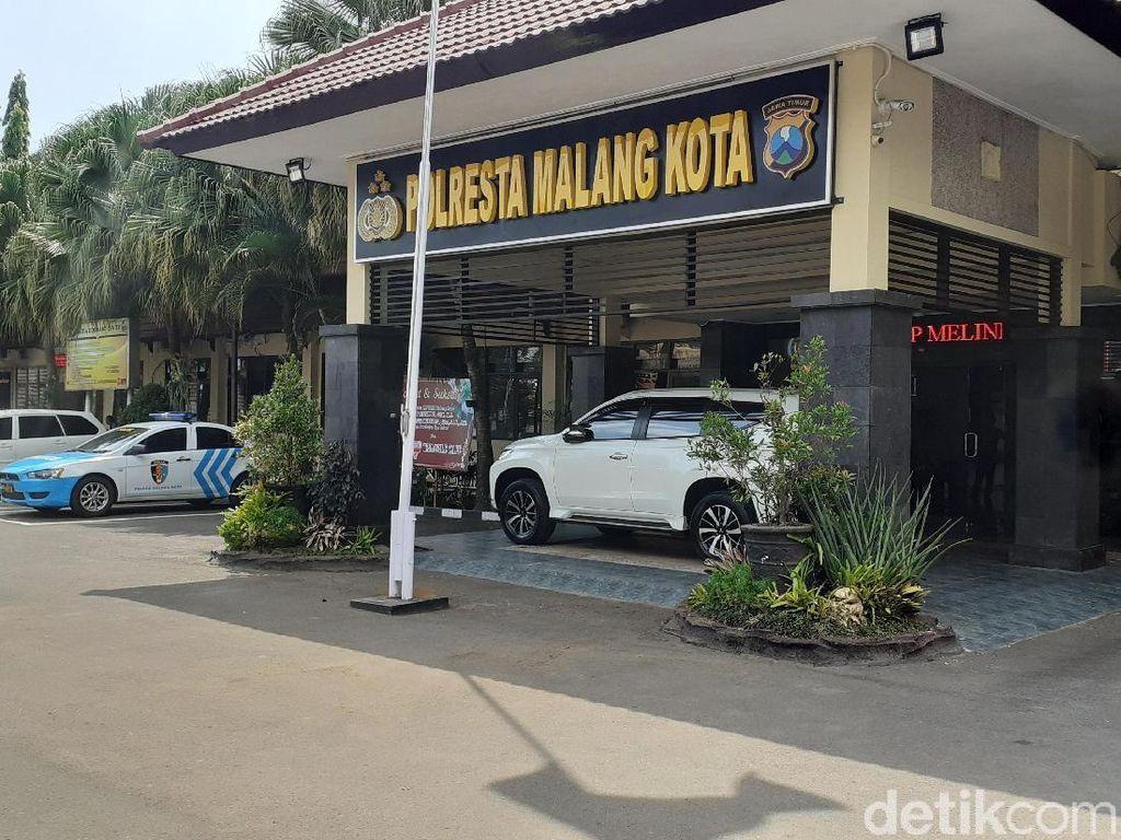 Tim Khusus Dibentuk Buru Empat Tahanan Polresta Malang Kota yang Kabur