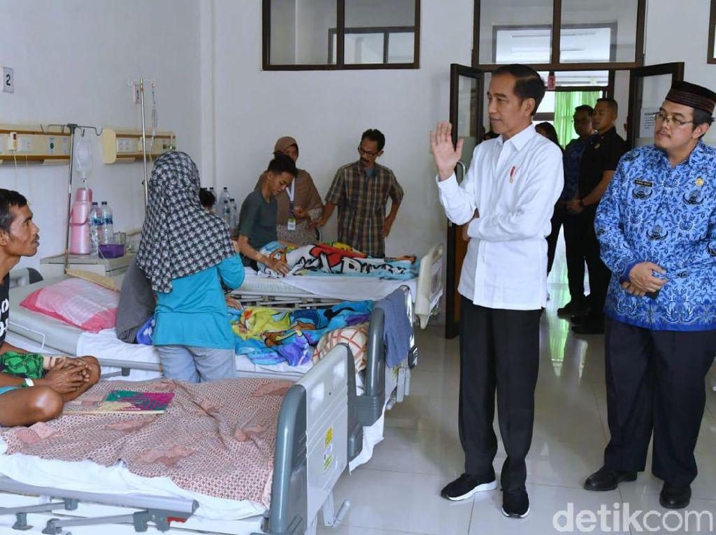 Jokowi Sidak RSUD Subang Sebelum ke Patimban, Apa Hasilnya?