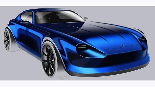 Desain Nissan 370Z