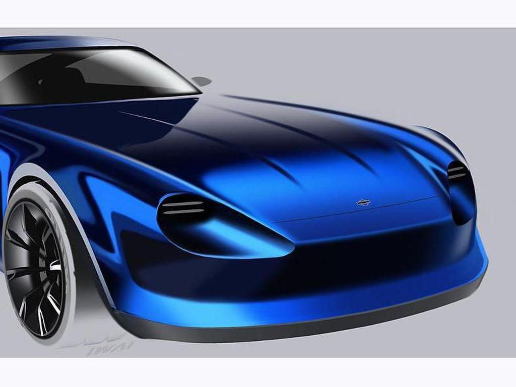 Jika Generasi Terbaru Nissan 370Z seperti Ini, Keren Abis!