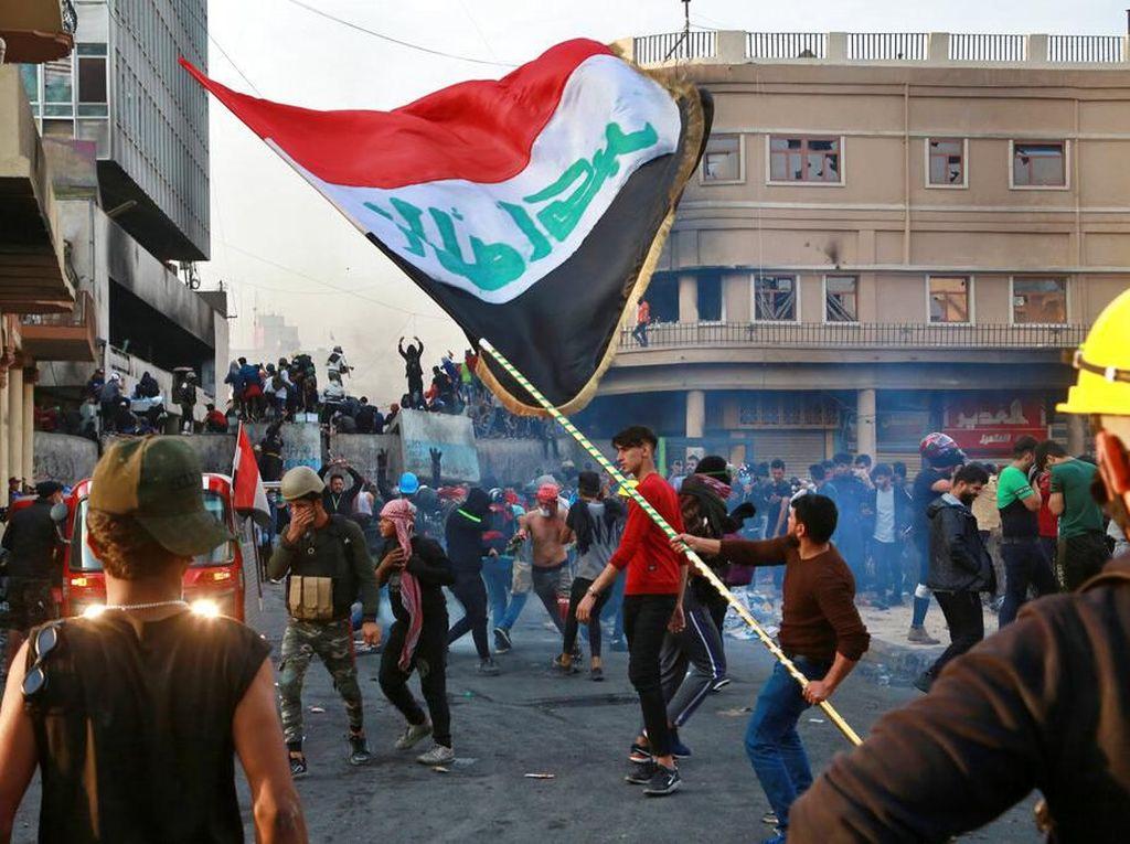 Tolak Angkat PM dari Parlemen, Presiden Irak Siap Mundur