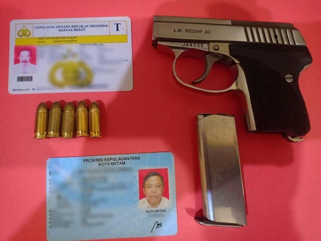 Pria yang Letupkan Pistol Gara-gara Ditolak ML LC Dalam Keadaan Mabuk