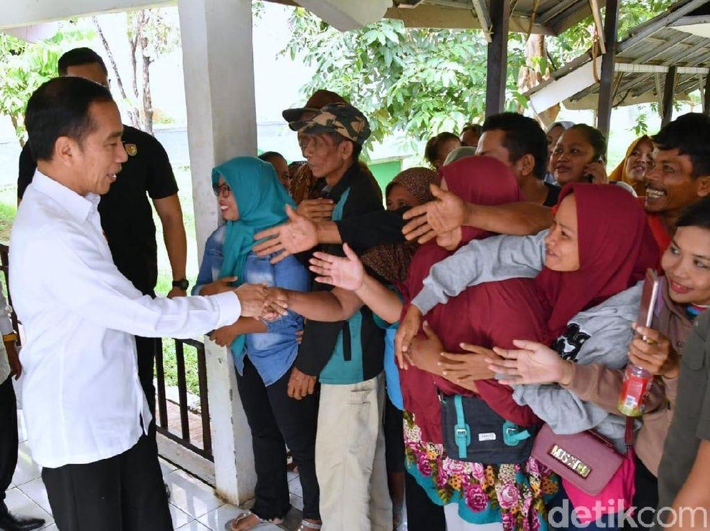 Jokowi Redam Pendukungnya Benci Prabowo, PDIP: Ayo Move On dari Pilpres