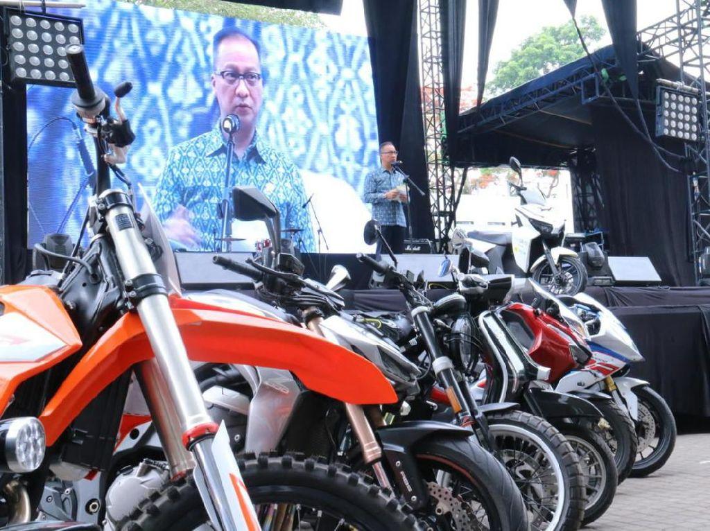 Mimpi RI Jadi Pusat Produksi Kendaraan Listrik di Asia Tenggara