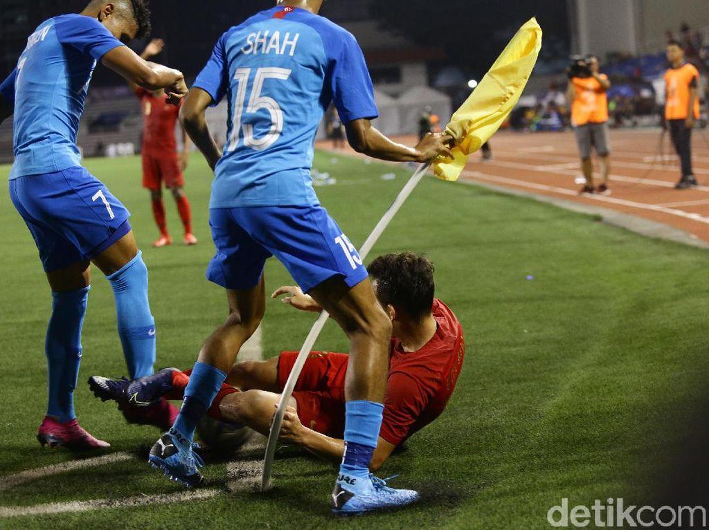 Egy Maafkan Pemain Singapura yang Bikin Ulah di SEA Games