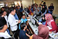 Jokowi Sidak Layanan BPJS Kesehatan di RSUD Subang, Hasilnya?