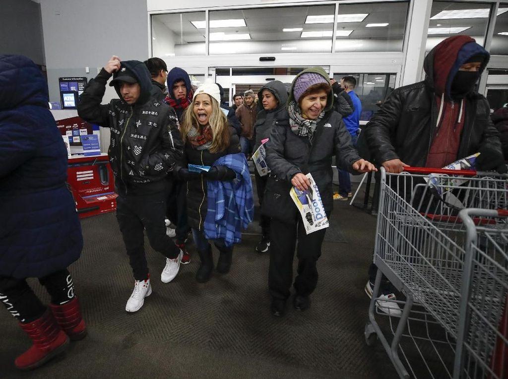 Toko di AS Ramai-ramai Mau Tutup saat Thanksgiving, Kenapa?