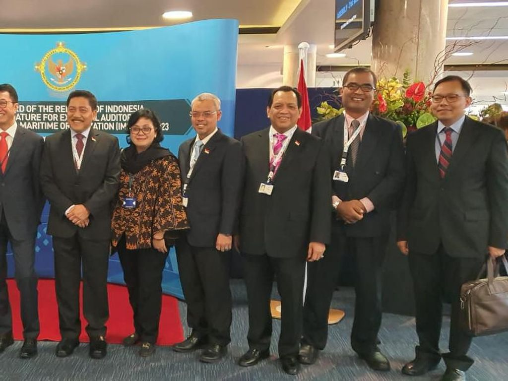 Indonesia Jadi Kandidat Auditor Eksternal Organisasi Maritim Dunia
