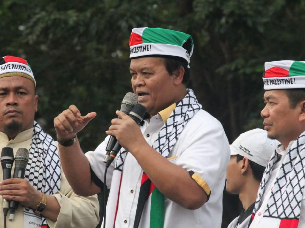 Hidayat Nur Wahid Dorong Pemerintah Bela Palestina Secara Serius