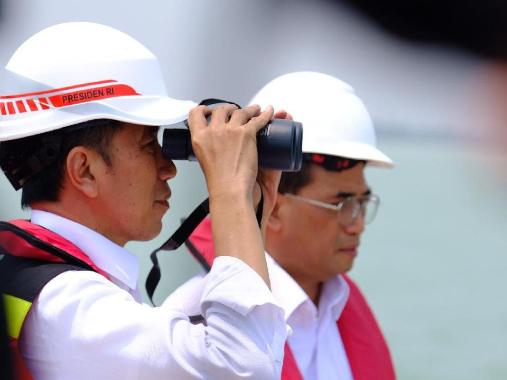 Jokowi Sebut Bakal Ada Segitiga Kawasan Ekonomi di Jabar, Apa Itu?