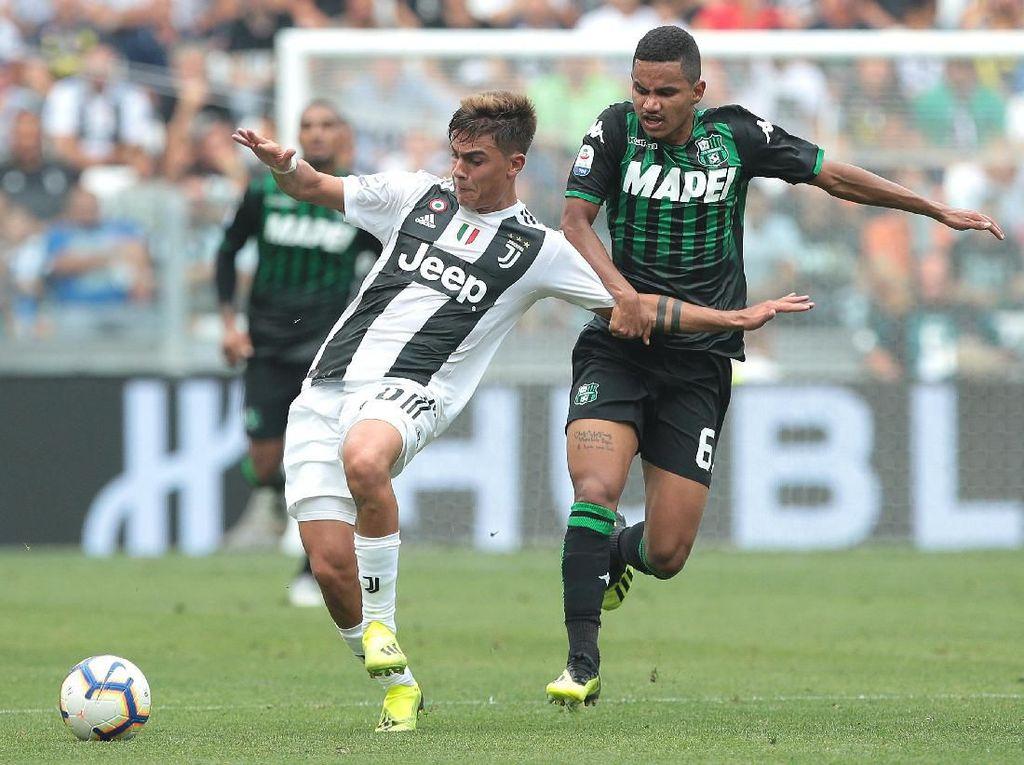 Kalau Juventus Gagal Kalahkan Sassuolo, Kemenangan di Milan Akan Sia-sia