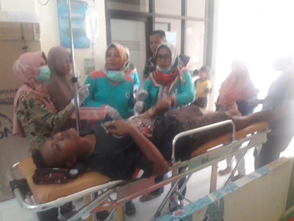 12 Warga di Ponorogo Dilarikan ke Puskesmas, Diduga Keracunan Makanan