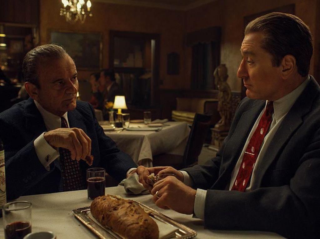 The Irishman Jadi Film Terpanjang yang Masuk Best Picture Oscar 2020