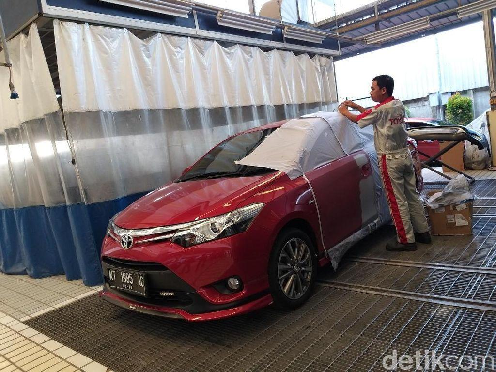 Teknologi Body Paint Ovenless, Bisa Ngecat Mobil Lebih Cepat