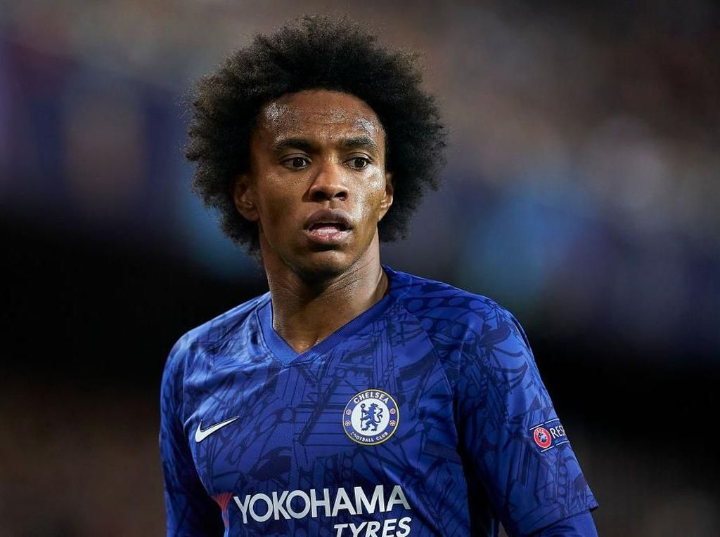 Juventus Incar Willian?