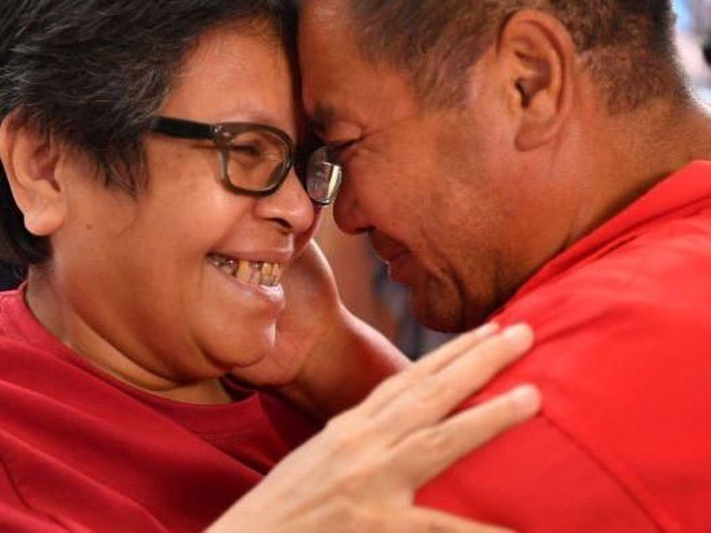 Maria Exposto Tiba di Sydney Setelah Bebas Hukuman Mati di Malaysia