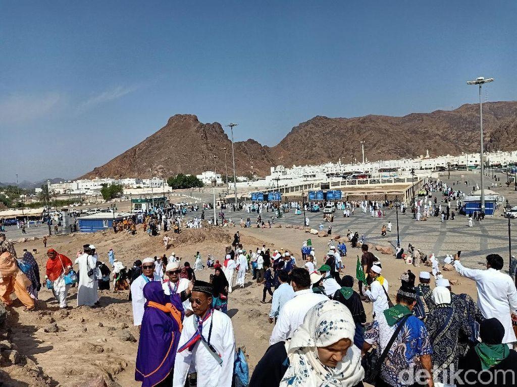 Kisah di Jabal Uhud saat Rasulullah Diisukan Terbunuh