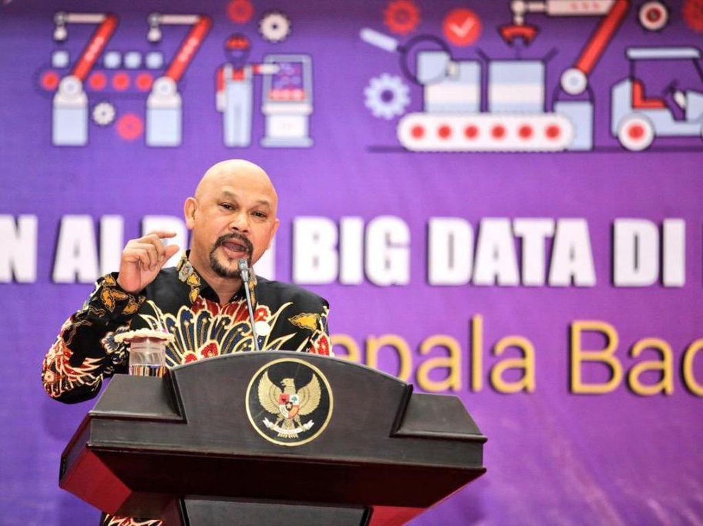 BPPT Dukung Jokowi Ganti Eselon III-IV: Peran AI Bisa Cegah Korupsi