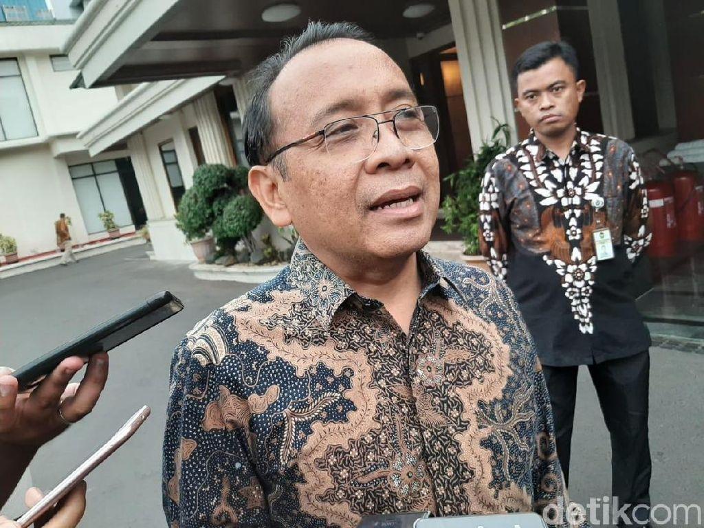 Pratikno Bantah Tekan DPD Golkar untuk Pilih Airlangga: Apa Urusanku?
