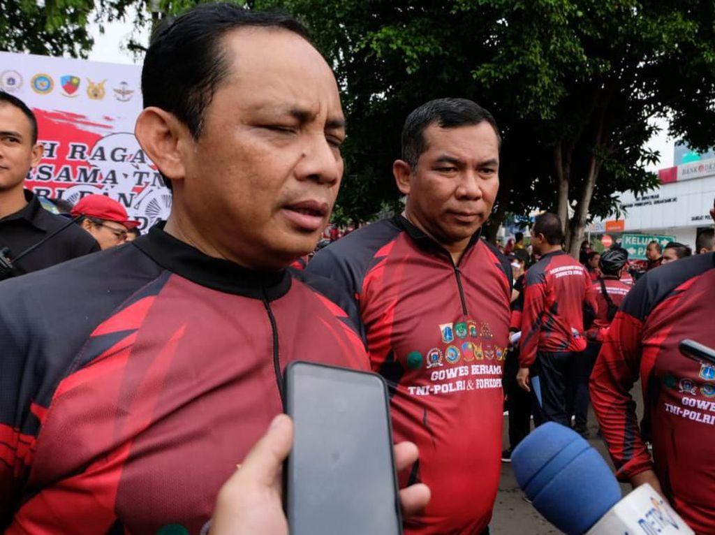 Jokowi Telat Karena Macet 30 Menit, Ini Penjelasan Kapolda Metro