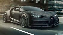 Tampang Bugatti Chiron Noire, Hanya 20 Unit!
