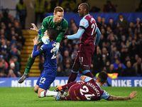 Chelsea Vs West Ham: The Blues Tersungkur di Stamford Bridge