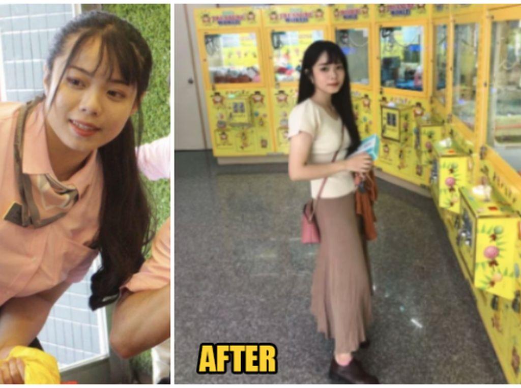 Diejek Berkaki Besar, Gadis Ini Diet Fast Food dan Bobotnya Turun 15 Kg