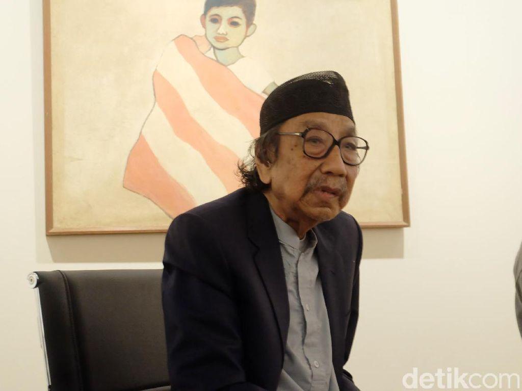 Tisna Sanjaya Sebut Jeihan Sukmantoro Orang Langka
