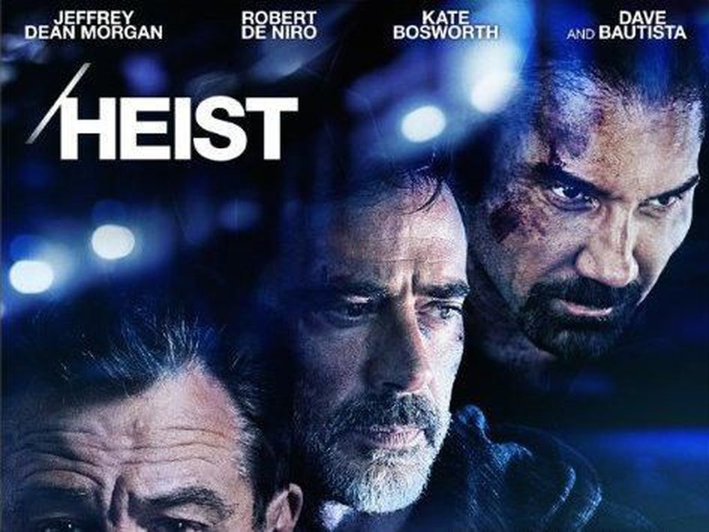 Sinopsis Bus 657 (Heist), Film Aksi Robert De Niro
