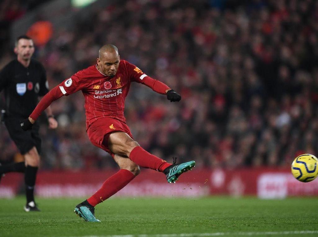 Fabinho Mewanti-wanti The Reds Soal Tangguhnya Wolves