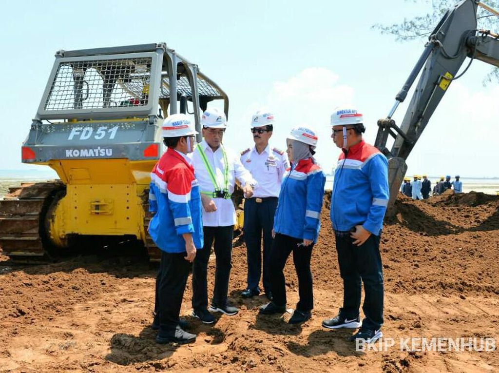 Megaproyek Kilang Minyak di Tuban Bakal Serap 20.000 Pekerja
