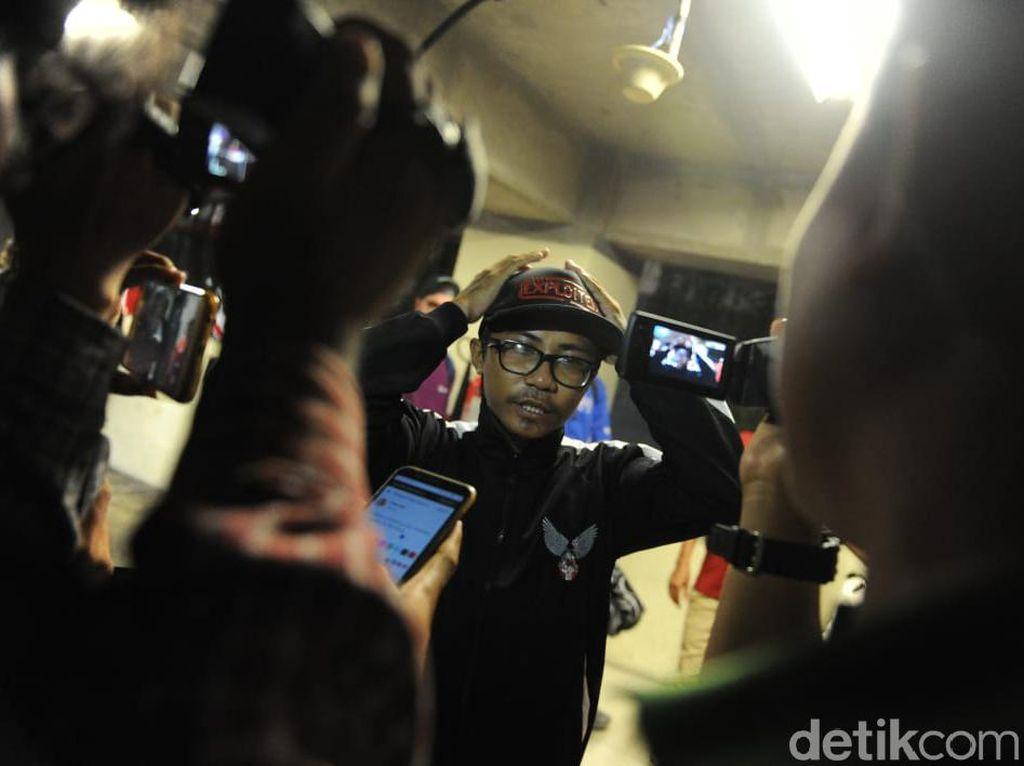 Suporter RI Andreas yang Sempat Ditahan Polisi Malaysia Tiba di Bali
