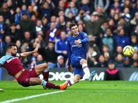 Chelsea Ditahan West Ham Tanpa Gol di Babak Pertama