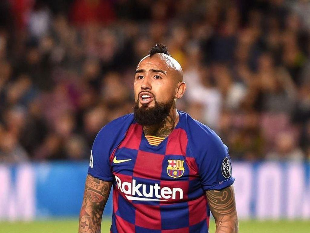 Valverde: Vidal Tak Akan ke Mana-mana