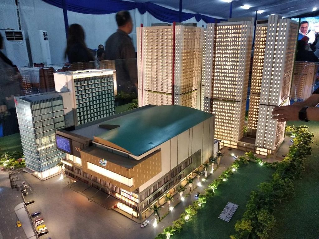 Beli 21 Unit Transpark Juanda, Investor Optimistis Dulang Untung