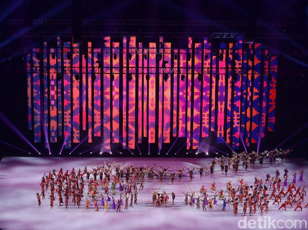 Mabuhay di Filipina! SEA Games 2019 Resmi Dibuka