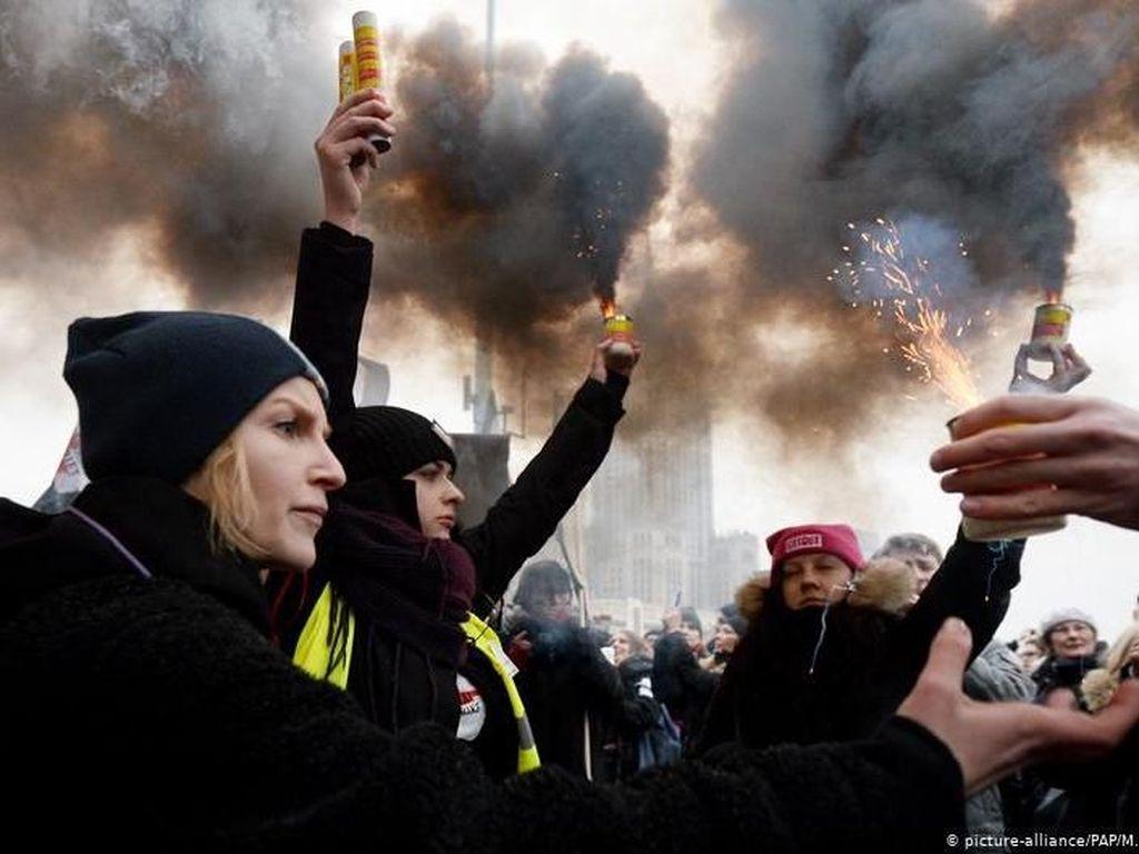 Amnesty International: Perempuan Pembela HAM Rentan Hadapi Serangan