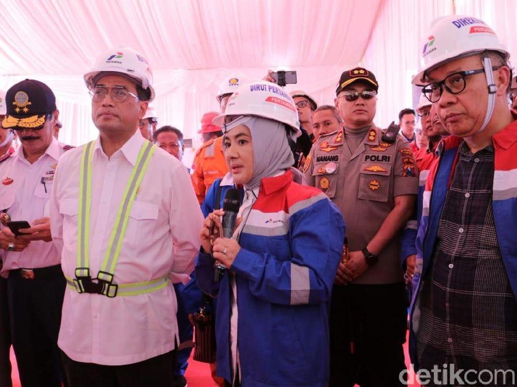 Pembangunan Kilang di Tuban Tersambung Pelabuhan