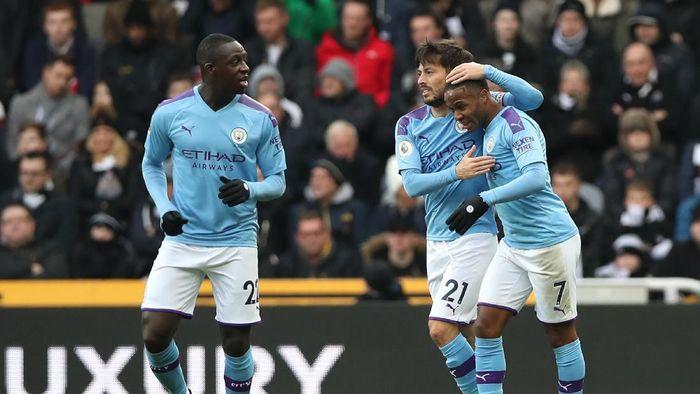 Manchester City mengaku laju bagus Liverpool, meski tidak akan menyerah dalam perburuan gelar juara. (Foto: Ian MacNicol/Getty Images)