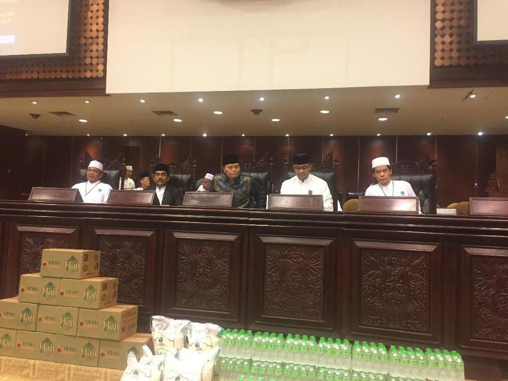 Anies: Pemprov DKI Akan Fasilitasi Produk Pangan Milik Ikatan Persaudaraan Haji