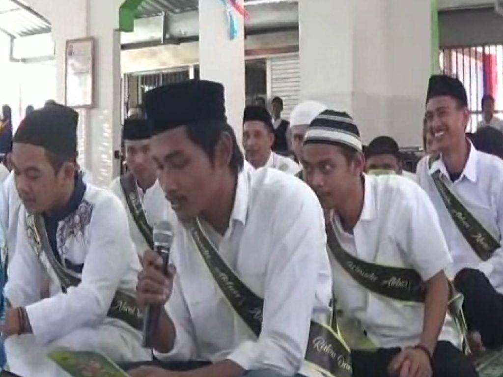 Mau Bebas? Warga Binaan Rutan Makassar Wajib Hafal Surat Pendek