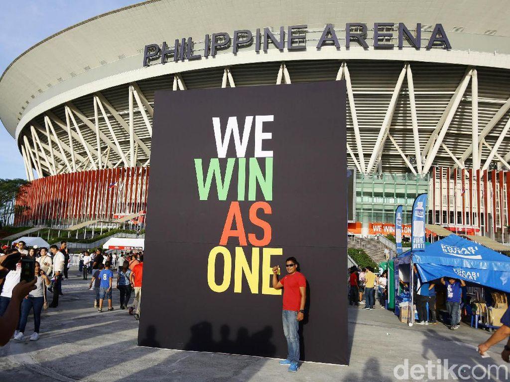 Badai Kammuri Sambangi Filipina, Sejumlah Ajang SEA Games Batal