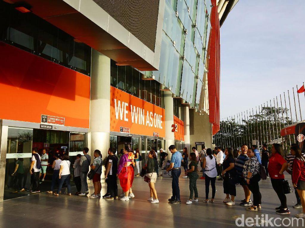 Upacara Pembukaan SEA Games Dikawal 2.700 Petugas Keamanan