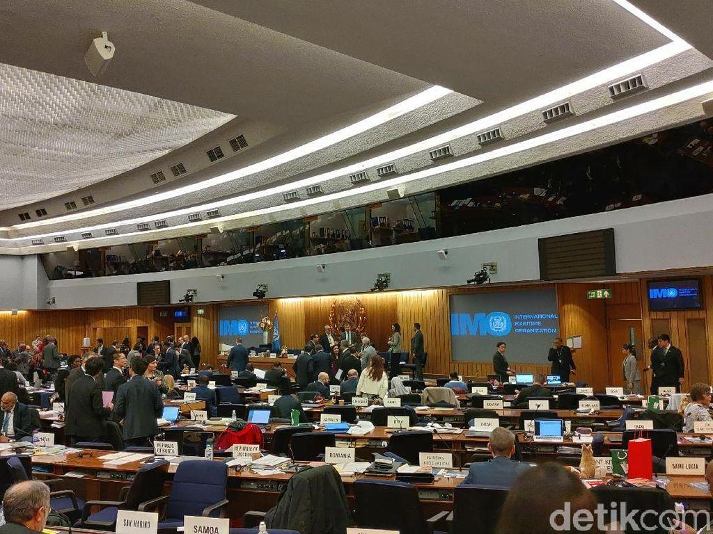 Selamat! Indonesia Kembali Menjadi Anggota Dewan IMO