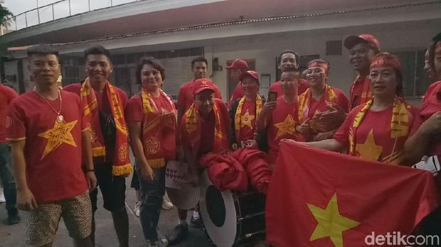 Live Report: Vietnam Vs Indonesia